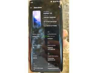 One Plus 7 pro 12gb ram 256gb rom