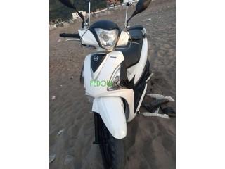 Moto sym st 2019