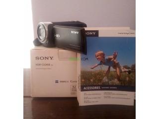 Camera Sony HDR-CX240E