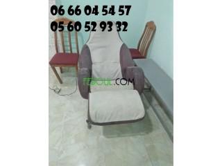 كرسي كهربائي chaise electrique