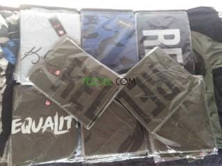 T-shirt sel3a torkya 100 % coton