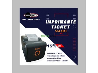 Imprimante ticket (smart)