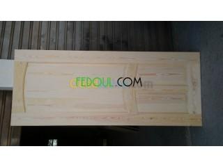 Portes intérieurs en bois