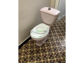 Cuvettes toilette
