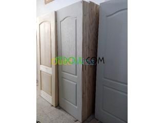 Porte intérieurs en bois