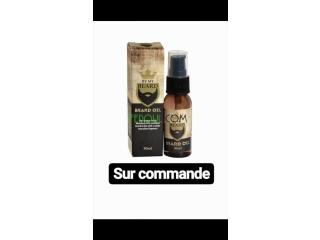 By my beard oil Huile pour les cheveux hommes et femmes