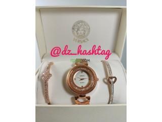 Coffret montre pour femme