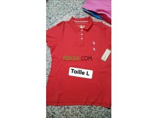 Polo pour femme original ( kaba )