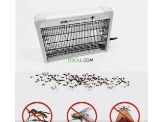 Destructeur de moustiques avec lumière LED