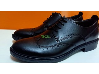 Chaussures homme vrai cuir