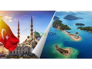 Voyage organisé istanbul Antalya
