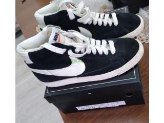 Chaussures véritables