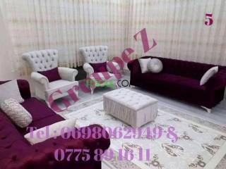 Salon & fauteuils