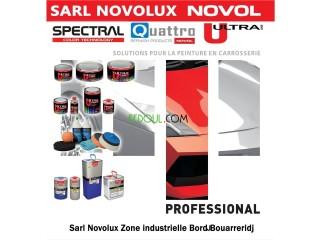 Vente en grand de produit peinture auto