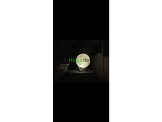 Lampe lune - Accessoires, pile-