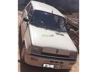 Renault 5 (R5) GTL 1984