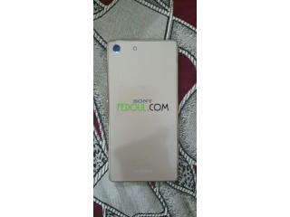 Téléphone Sony M5 dual