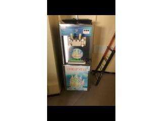 Machine de crème glacée