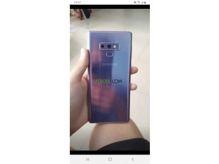 Galaxy note9 6/128go dous