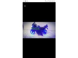 Moto enfant electrique