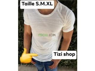 T shirt personnalisé ensemble Jean 100% coton