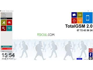 TotalGSM -Logiciel FLEXY N°1