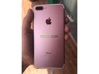 Iphone 8 plus 128gb couleur rose