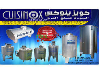 INOX CUISINOX