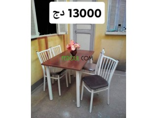 Tables et chaises