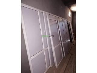 Séparations aluminium