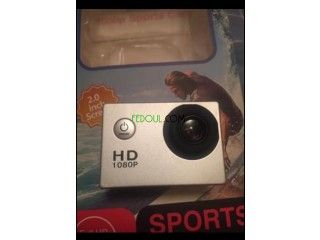 Camera de sport HD-1080p jamais utilisé etat 10/10