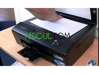 Imprimante Brother J140