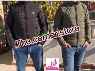 Des vestes pour hiver