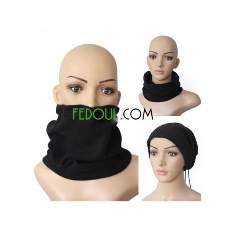 bonnet-snood-en-coton-anti-bouloche-3en1-noir-big-0