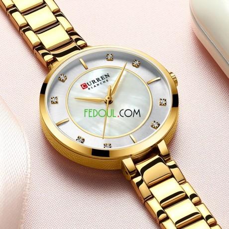 montre-femme-c9051l-bracelet-acier-inoxydable-gold-big-1
