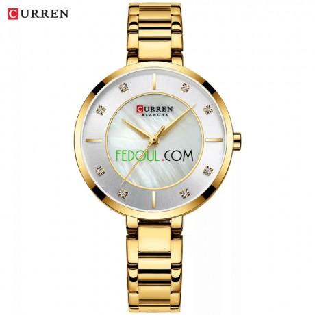 montre-femme-c9051l-bracelet-acier-inoxydable-gold-big-0