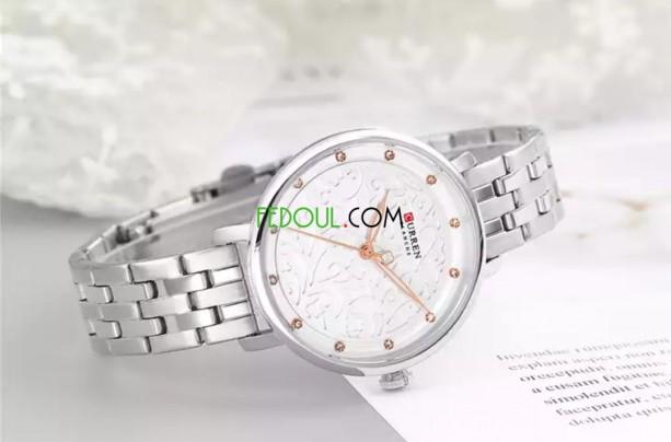 montre-femme-c9046l-bracelet-acier-inoxydable-argent-big-0