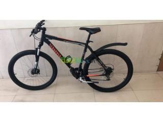 Vélo Scraper