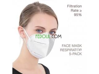 Masque KN-95 ( Pack de 10 )