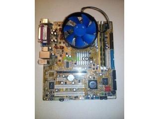 Carte Mere ASUS DDR2 4 Go Duel Core