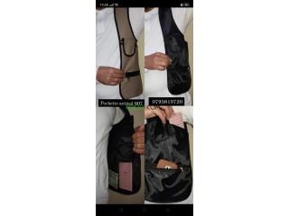 Pochette Antivol 007 حقيبة الكتف المضادة للسرقة