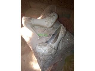 Deux chaussures