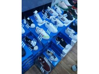 Adidas Super Stars et Stan Smith original