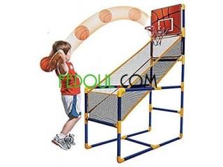 Support de basket avec une belle et une pompe