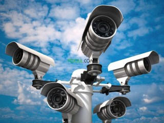 Fourniture et Installation Camera de surveillance