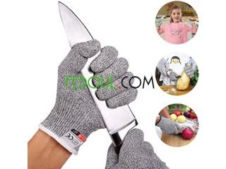 Paire de gants anti-coupure