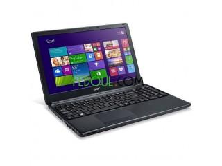 """Acer aspire E1 QC 15.6"""""""