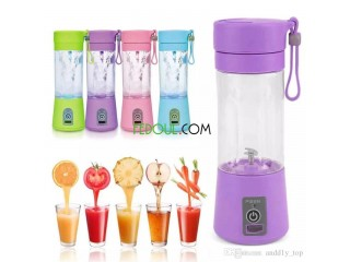 Mini Mixeur Des Fruits Rechargeable