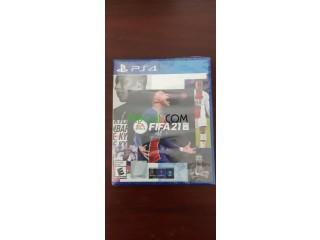 FIFA 21 DVD FR