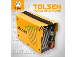 POSTE A SOUDER 160A produit originale tolsen